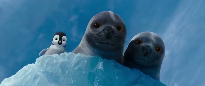 Download Happy Feet Two Hindi And English Movie small Size Compressed Movie For PC Single Resumable Links