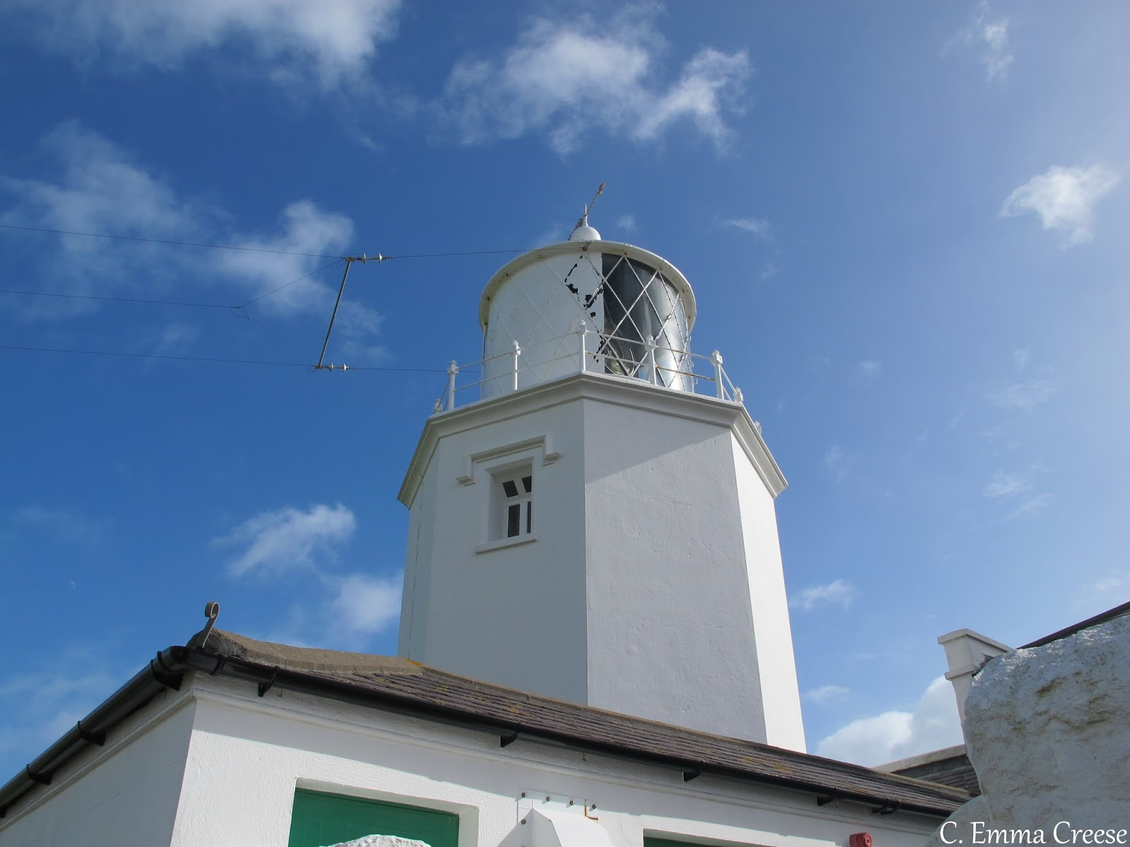 Lizard Lighthouse road trip itinerary Cornwall Adventures of a London Kiwi