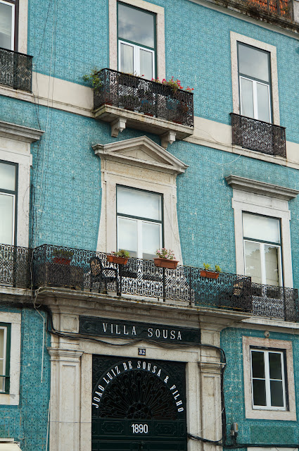 Villa Sousa-Lisbonne-Portugal