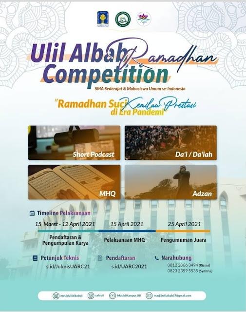 Ulil Albab Ramadhan Competition