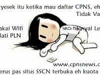 Cek Formasi Cara Daftar CPNS 2019 di sscn.bkn.go.id