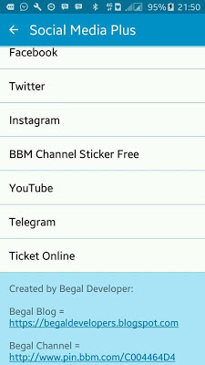 Download BBM MOD Sosial Media 8 IN 1 v3.0.1.25 Update Terbaru Plus New Features