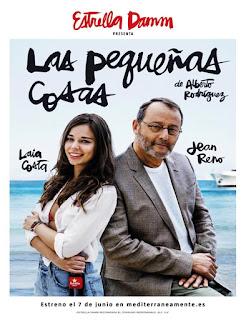 Ver Las Pequeñas Cosas (Estrella Damm: Commercial - Las Pequeñas Cosas)  (2016) película L