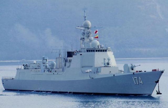 Fregat Tipe 054A China