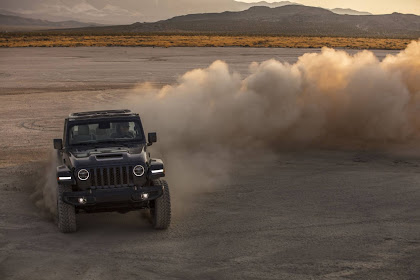 2021 Jeep Wrangler Rubicon 392 Review, Specs, Price