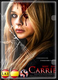 Carrie (2013) FULL HD 1080P LATINO/ESPAÑOL/INGLES