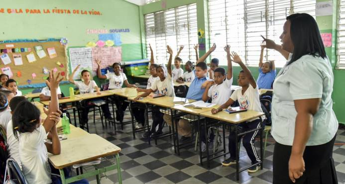 En 45 minutos, los maestros deben demostrar dominio de sus prácticas pedagógicas
