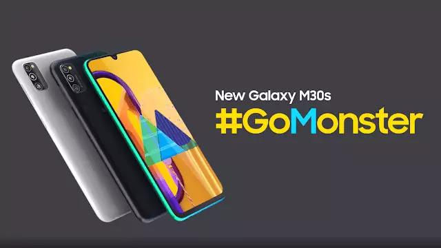Samsung Galaxy M30s Go Monster