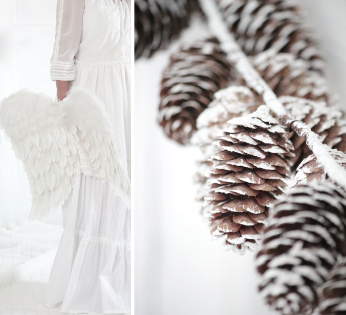 Weihnachtsbilder Shabby.White And Shabby The Magical Days Before Christmas