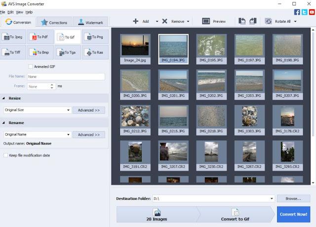 AVS Image Converter Latest Version