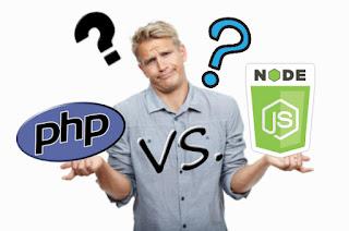 PHP v/s Nodejs