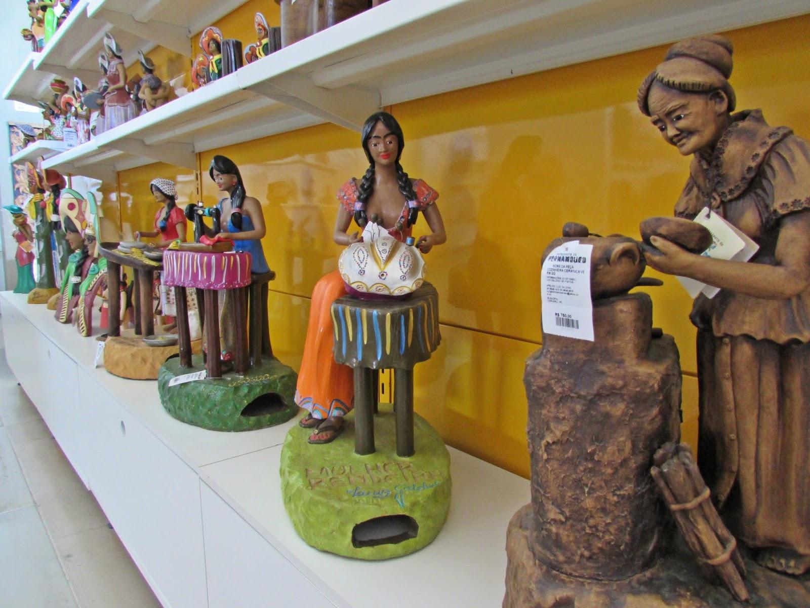 Artesanato Recife ~ Tem que ir Feiras, compras e artesanatos no Recife Listamos os melhores lugares!