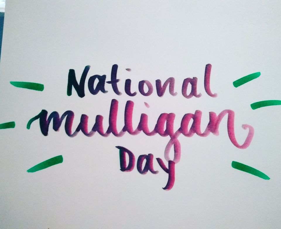 National Mulligan Day Wishes for Instagram