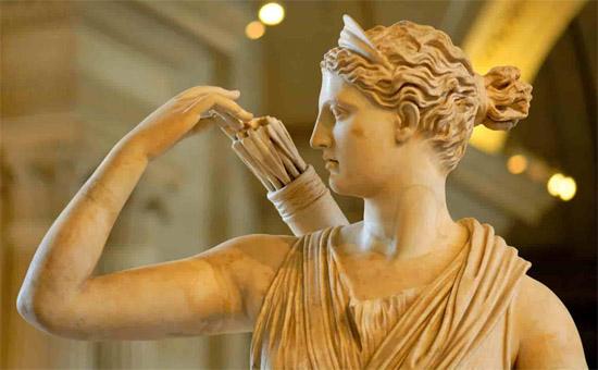 Deusa Grega Artemis