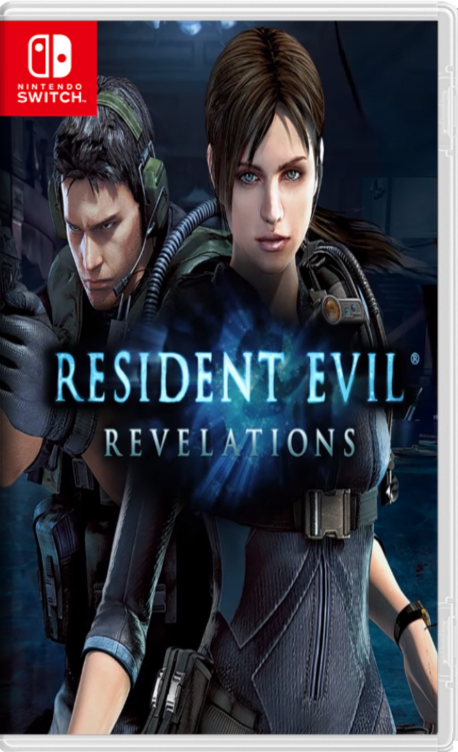 Resident Evil Revelations NSP Switch
