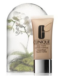 Clinique introduces Stay-Matte Oil-Free Make-Up