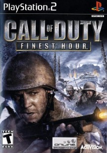 Call of Duty Finest Hour PS2 Torrent