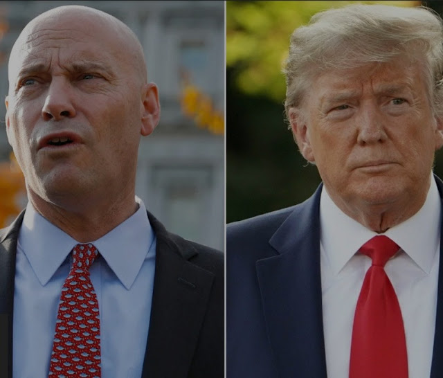 Donald Trump bans Mike Pence's Chief of Staff, Marc Short from Entering the White House