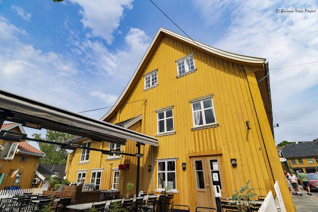 Drøbak - Noruega, por El Guisante Verde Project