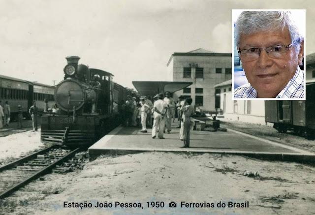 ambiente de leitura carlos romero frutuoso chaves ferrovia rede ferroviaria nordeste estrada de ferro trem transnordestina
