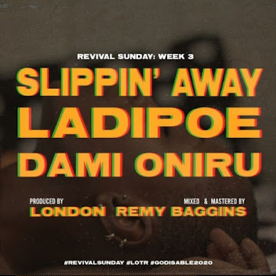 """Mavin Records rapper usher into the with his new official single for 2020 and he features Dami Oniru with the track tagged """"Slipping Away"""" produced by Remy Baggins."""