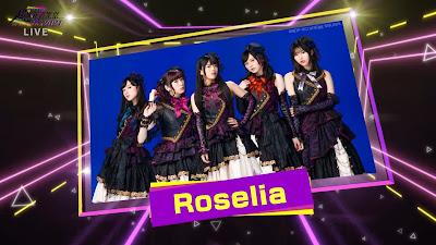 Odaiba!! Super Dimensional Music Festival 2021 DAY 2 -Roselia- [WEB-DL / RAW]