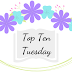 Top Ten Tuesday - Favourite Books Released in the Last 10 Years