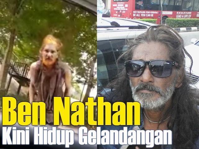 Viral Ben Nathan Kini Hidupnya Gelandangan