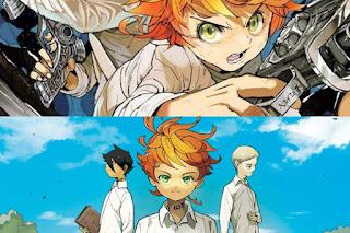 Anime Ditunda The Promise Neverland