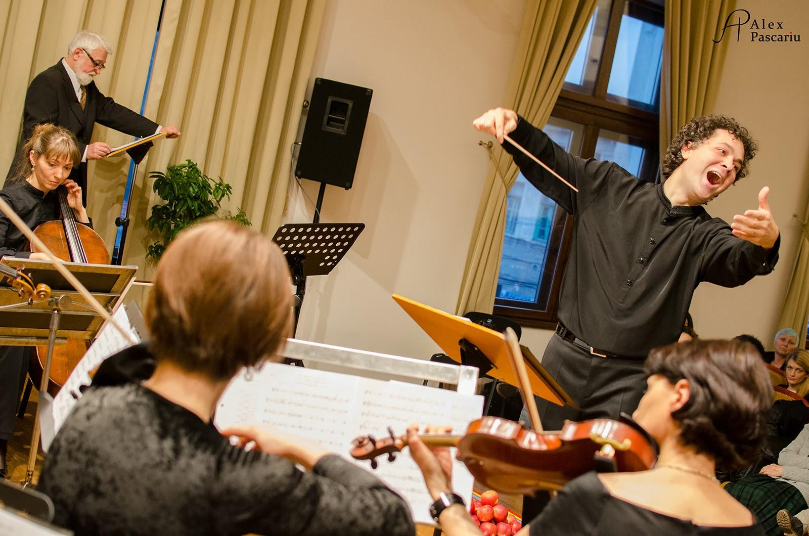 Concert de colinde Armonia Lucis 1