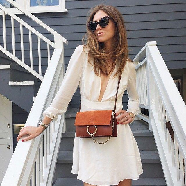 trending chlo faye shoulder bag fashion cognoscente. Black Bedroom Furniture Sets. Home Design Ideas