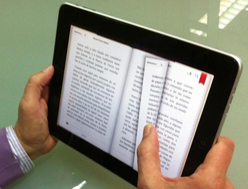 EL COLECCIONISTA DE MEDIOS: Libros Electrónicos ¿Ventajas