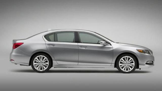 2018 Acura RLX Redesign, Release Date, Price