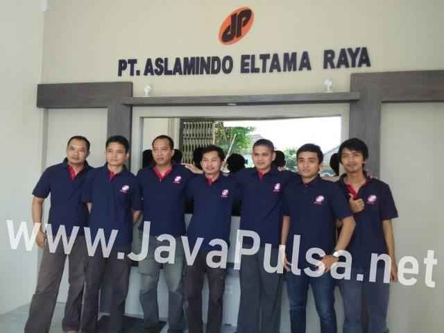 JavaPulsa.net adalah web resmi server java pay pulsa | PT Aslamindo Eltama Raya