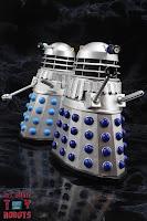 Custom Curse of Fatal Death Silver Dalek 30