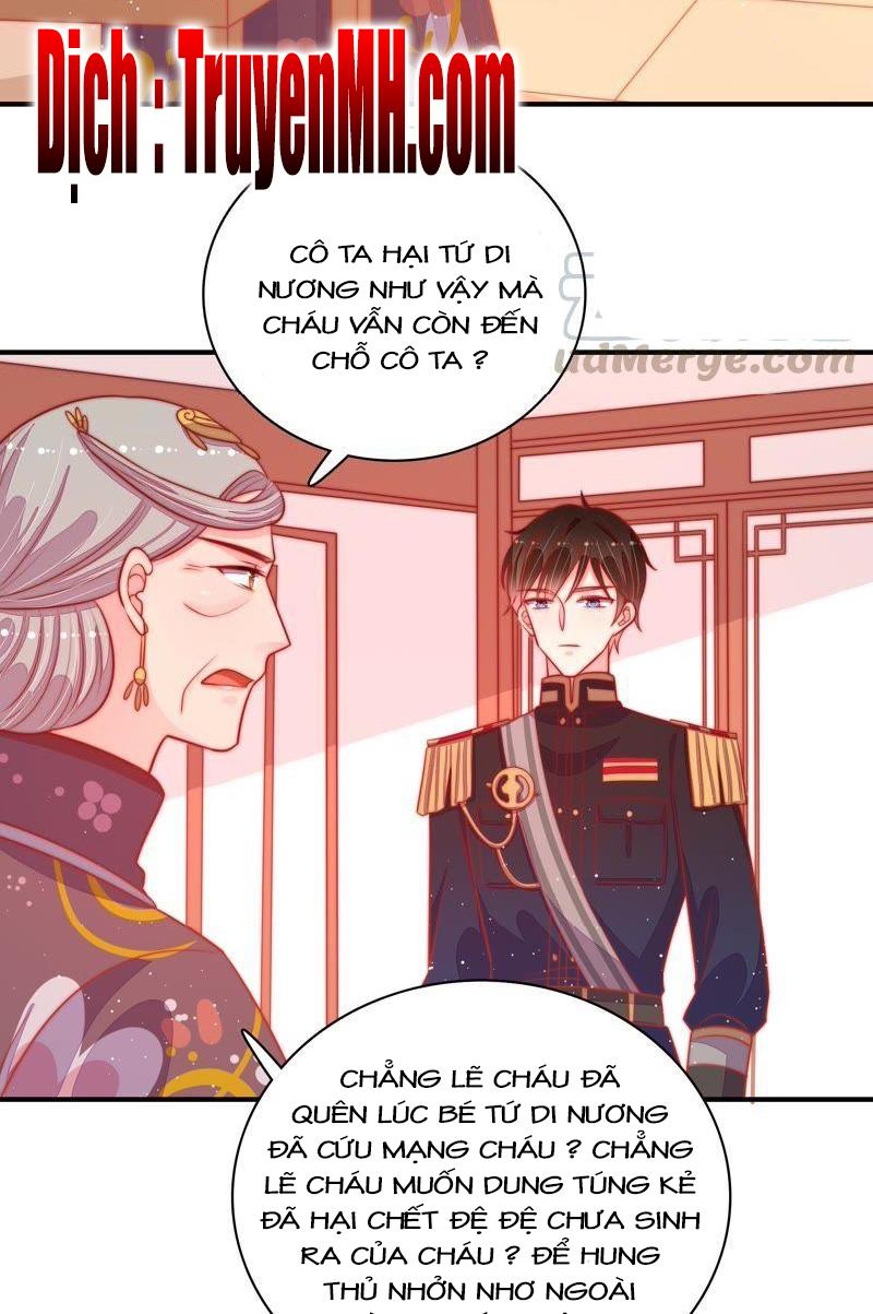 Ngày Nào Thiếu Soái Cũng Ghen Chap 154