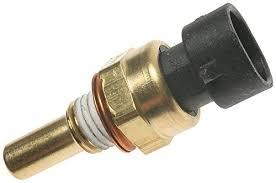 Coolant temperature sensor senses the coolant temperature and helps engine management system in determining engine temperature