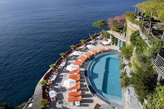 Best Hotels in Positano for Honeymoon il san pietro