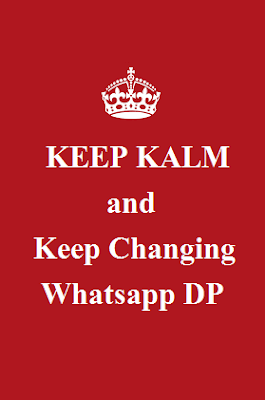cool silent attitude whatsapp dp