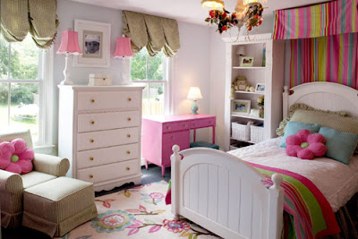 modern girls room design ideas 2018, girls bedroom 2018