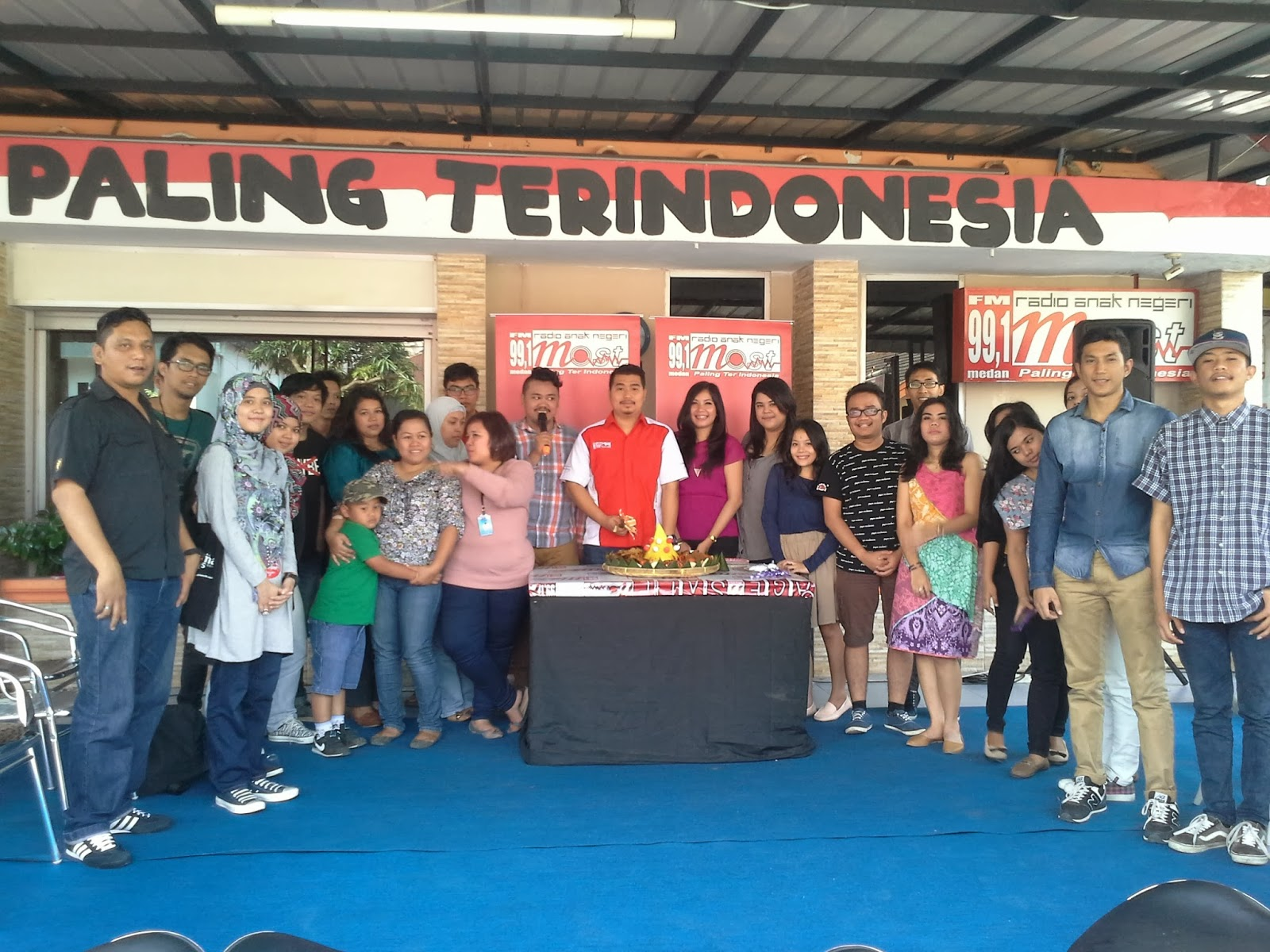 9 Tahun MOST FM Medan ICON Musik Indonesia