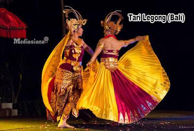 Tari Cendrawasih (Bali)
