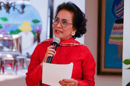 Wiwik Oratmangun Promosikan Wonderful Indonesia di Beijing