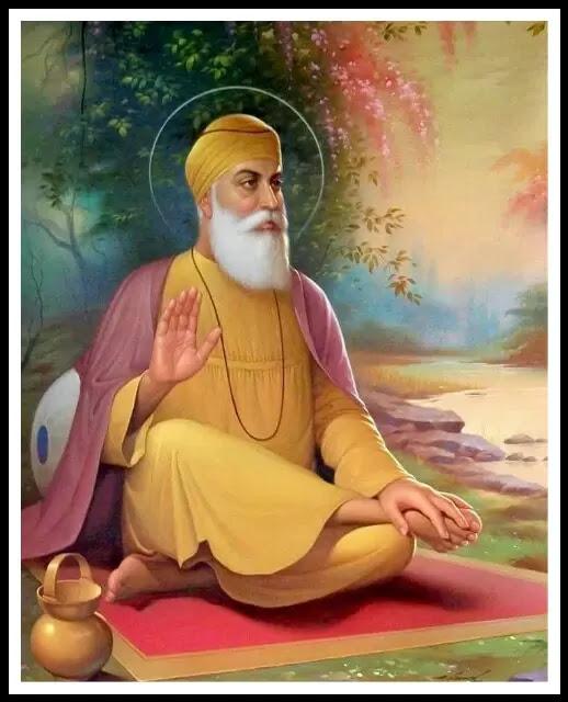 Guru Nanak Dev ji di photo