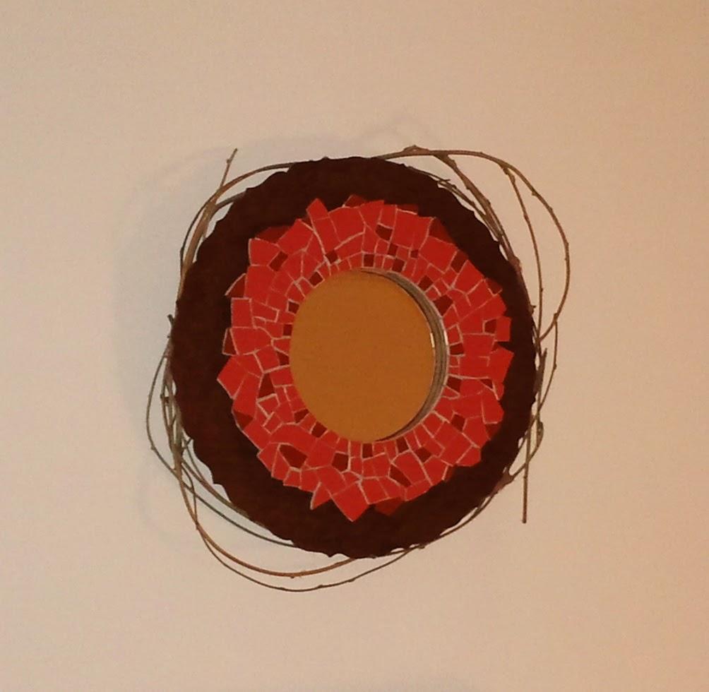 C ramique et terre cuite mimi vermicelle cours art for Miroir a poser par terre