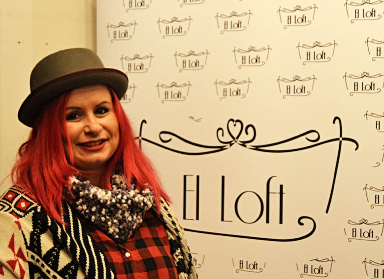 pop up store en zamora, espacio creativo con el loft