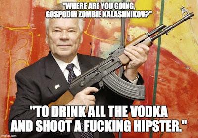 Hipster Shotgun ?