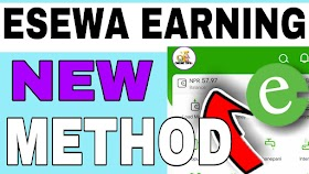 how to earn money in esewa | अब तपाईको sajilo tarika le पैसा कमाउनुहोस् | earn money in esewa