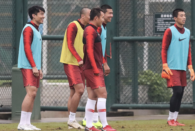 China's captain optimistic for Asian Cup