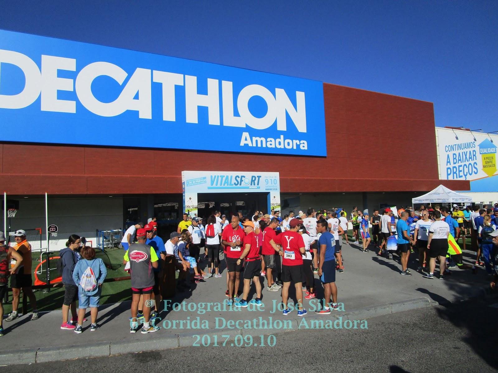 e9f1e0ab6 Bate Estradas  6.ª Corrida Decathlon
